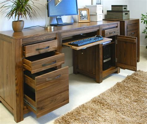 wooden office desk home office furniture at wooden furniture