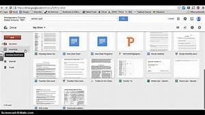 converting word documents to google docs youtube With google docs into word