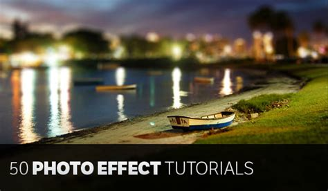50 Excellent Photoshop Photo Effect Tutorials [part Iii
