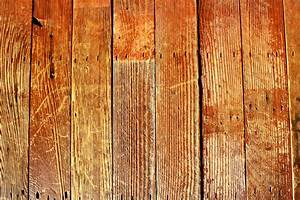 Scratched, Old, Wooden, Boards, Texture, Picture