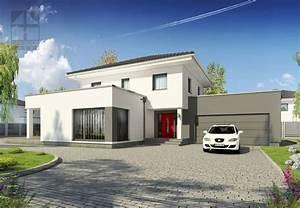 Haus Walmdach Modern : musterhaus modern walmdach ~ Lizthompson.info Haus und Dekorationen