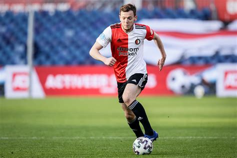 Wigan Athletic Set to Sign Feyenoord Centre-Back George ...