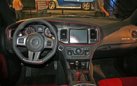 Dodge Charger 2011 Interior by 2011 Dodge Redline Charger 2010 Sema Auto Show Motor Trend