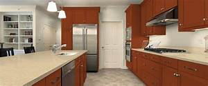 Laminate Countertops - Kitchen Design Ideas for Homeowners