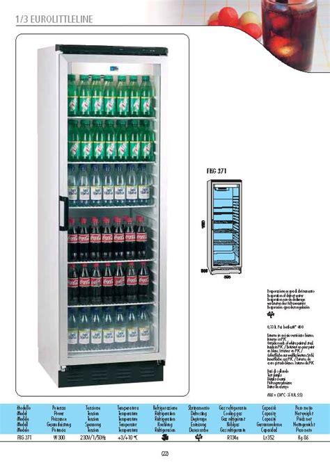 vitrine pour boisson 352l