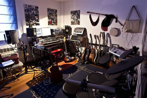 Home Recording Studio Courses by Home Studio Ideas Essential Equipment Considerations