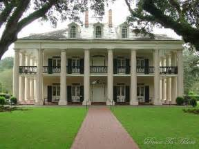 Antibellum Homes Pictures by Decor To Adore Plantation Homes