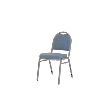 igorchair banquet metal padded stacking chair