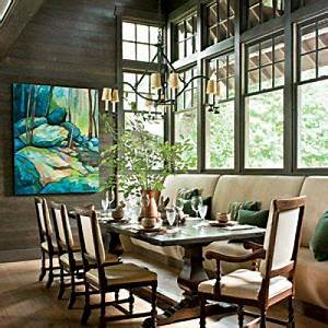 Natural Lake House Beautiful Rooms Pinterest Window