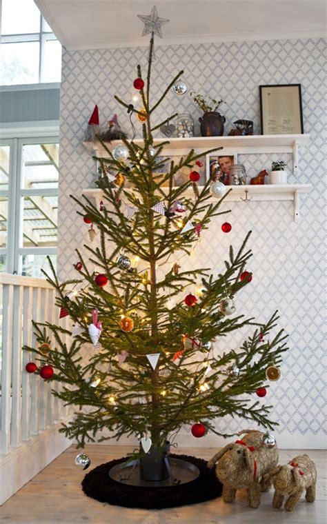scandinavian christmas tree swedish  scandinavian jul