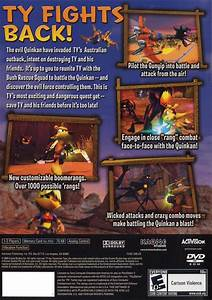 Ty The Tasmanian Tiger 3 Sony Playstation 2 Game
