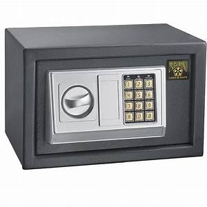 Detroit Electronic Security Safe Manual