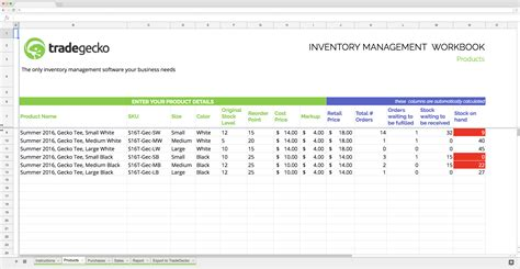 google forms for inventory top 5 free google sheets inventory templates 183 blog sheetgo
