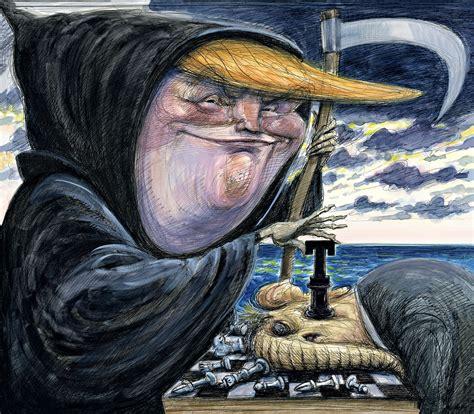 rip gop  trump  killing  republican party