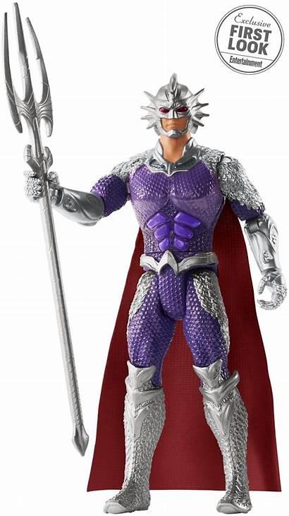 Aquaman Ocean Master Action Orm Figure Figures