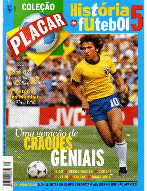 Coleção Placar 1998 by João Ricardo - Issuu
