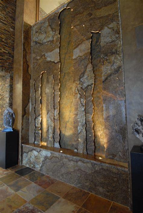 astounding indoor waterfall decorating ideas