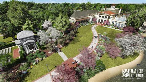 botanical gardens huntsville huntsville s botanical garden starts work on new guest
