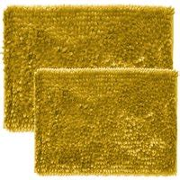 gold bath rugs mats walmartcom