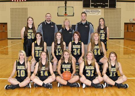 girls basketball parkway schools