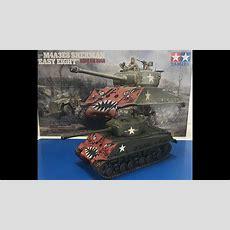 Building The New 135 Tamiya M4a3e8 Korean War Sherman