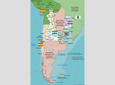 La evolución del territorio Argentino Info Taringa!