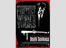 Death Sentence Movie Poster #4 of 7 IMP Awards