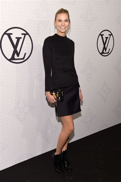 Karlie Kloss Louis Vuitton Monogram Celebration New
