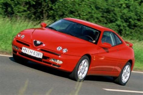 Alfa Romeo Gtv 3.0 V6 Laptimes, Specs, Performance Data