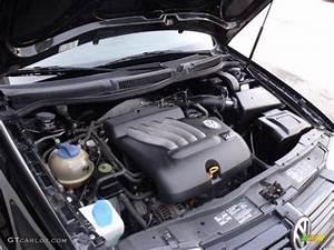 2001 Volkswagen Jetta Gls Sedan 2 0l Sohc 8v 4 Cylinder