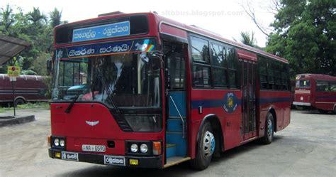 sltb buses mitsubishi fuso aero star city bus  sltb rambukkana depot