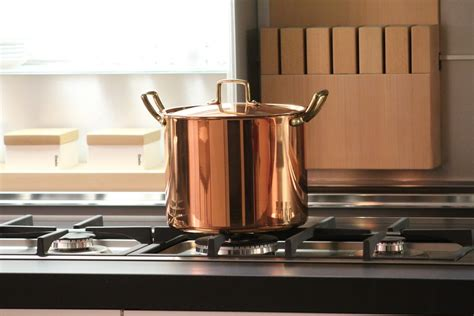 copper chef  red copper copper cookware throwdown