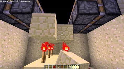 Minecraft  Versteckter Boden Eingang 3x2 ( + Tutorial