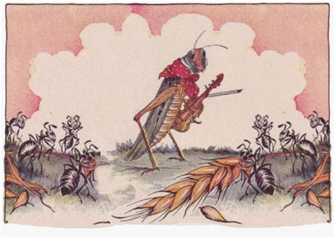 the ant and the grasshopper namyangju volunteer center