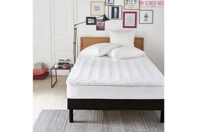 sur matelas  lovely bed  lovely bed surmatelas