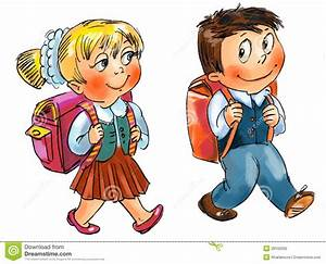 Boy Going To School Clipart Clipart school | Cliparts ...