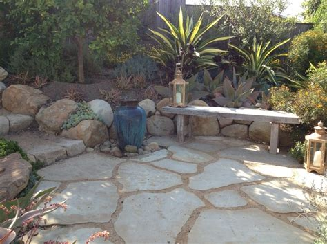decomposed granite patio flagstone decomposed granite patio traditional with