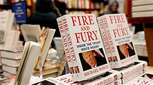 Donald Trump battles fire with fury: Excerpts from book ...