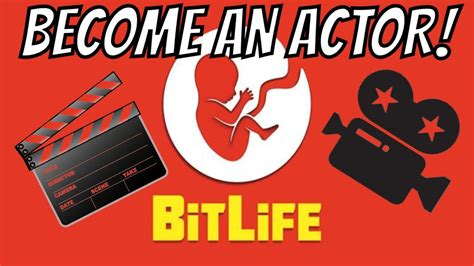 bitlife become actor