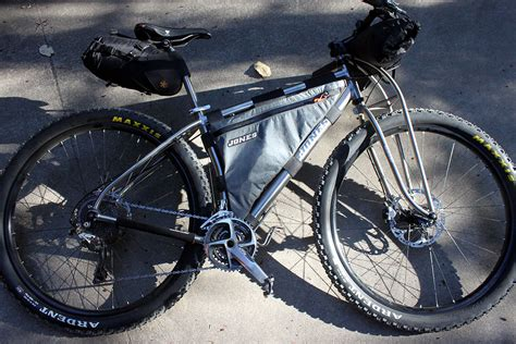 Jones Titanium Diamond Frame Sets And Bikes