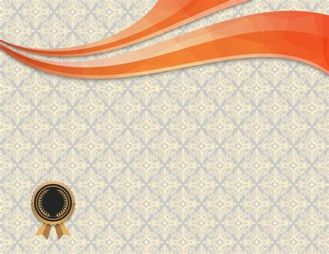 high grade certificate template pattern shading background