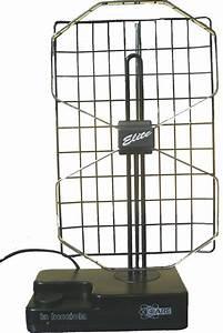 Antenne Intérieure Amplifiée 60 Db : antenne int rieure tnt hd hq 40 db r glable ~ Dailycaller-alerts.com Idées de Décoration