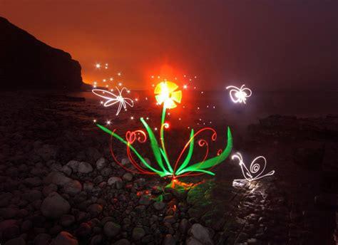 michael bosanko light sculpture photography