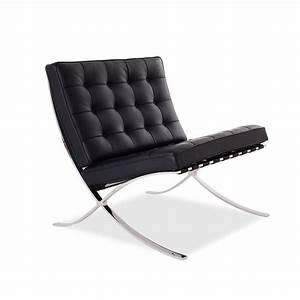 Mies Van Der Rohe Chair : barcelona chair replica manhattan home design ~ Watch28wear.com Haus und Dekorationen