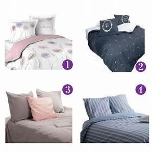 Parure De Lit Original : parure de lit adulte choisissez votre linge de lit original et pas cher ~ Teatrodelosmanantiales.com Idées de Décoration