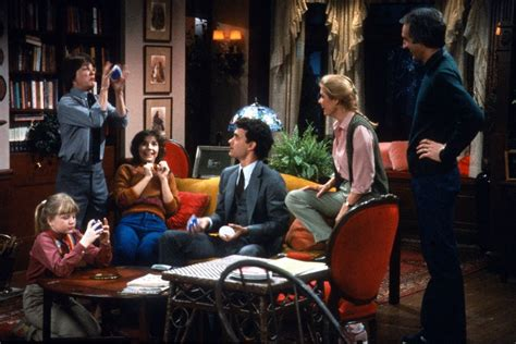 set design  family ties  architectural digest