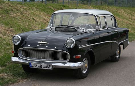 Opel Rekord P1 Wikipedia