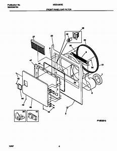Universal  Multiflex  Frigidaire  Electric Dryer Wiring