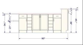 standard kitchen island dimensions ikdo the ikea kitchen design page 10