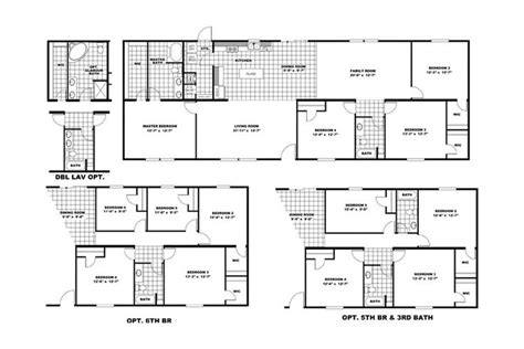 oakwood homes floor plans sc floorplan 29now28764z quot now quot 29now28764zh oakwood homes